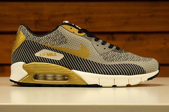 90S Air Max Gold