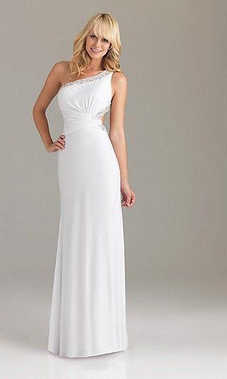 long white dress♥ long white dress♥ long white dress♥