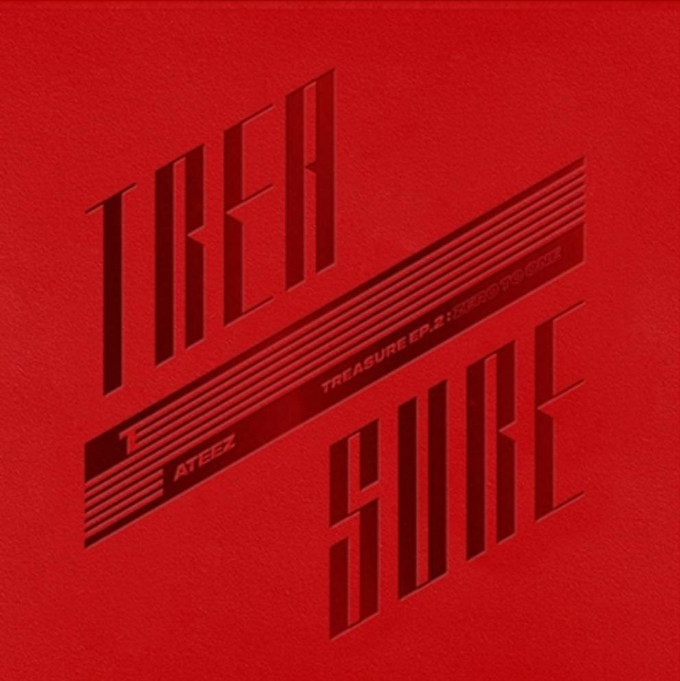Ateez 2nd mini album treasure ep 2 : zero to one | ATEEZ in