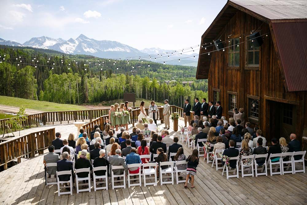 Telluride Wedding Bookman Weddings Pinterest Ranch And