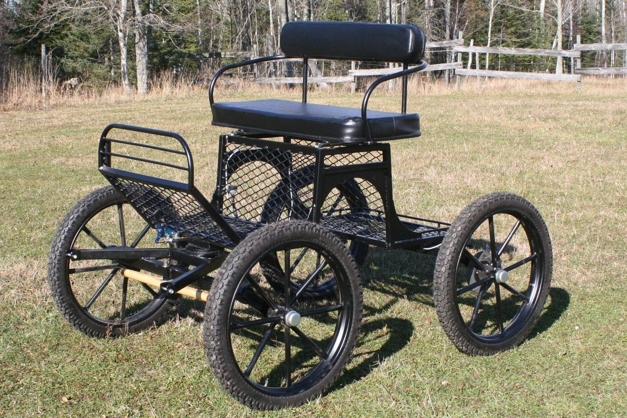 Ahonen Carriage Works Miniature And Pony Carts