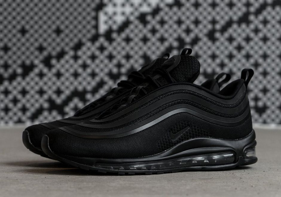 nike air max 97 ultra negro