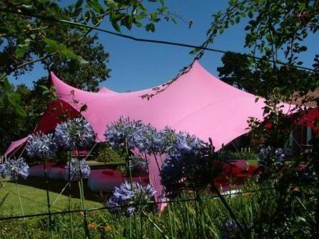 Nomadik Stretch Tents Pink Paradise & Nomadik Stretch Tents: Pink Paradise   Nomadik Inspiration ...