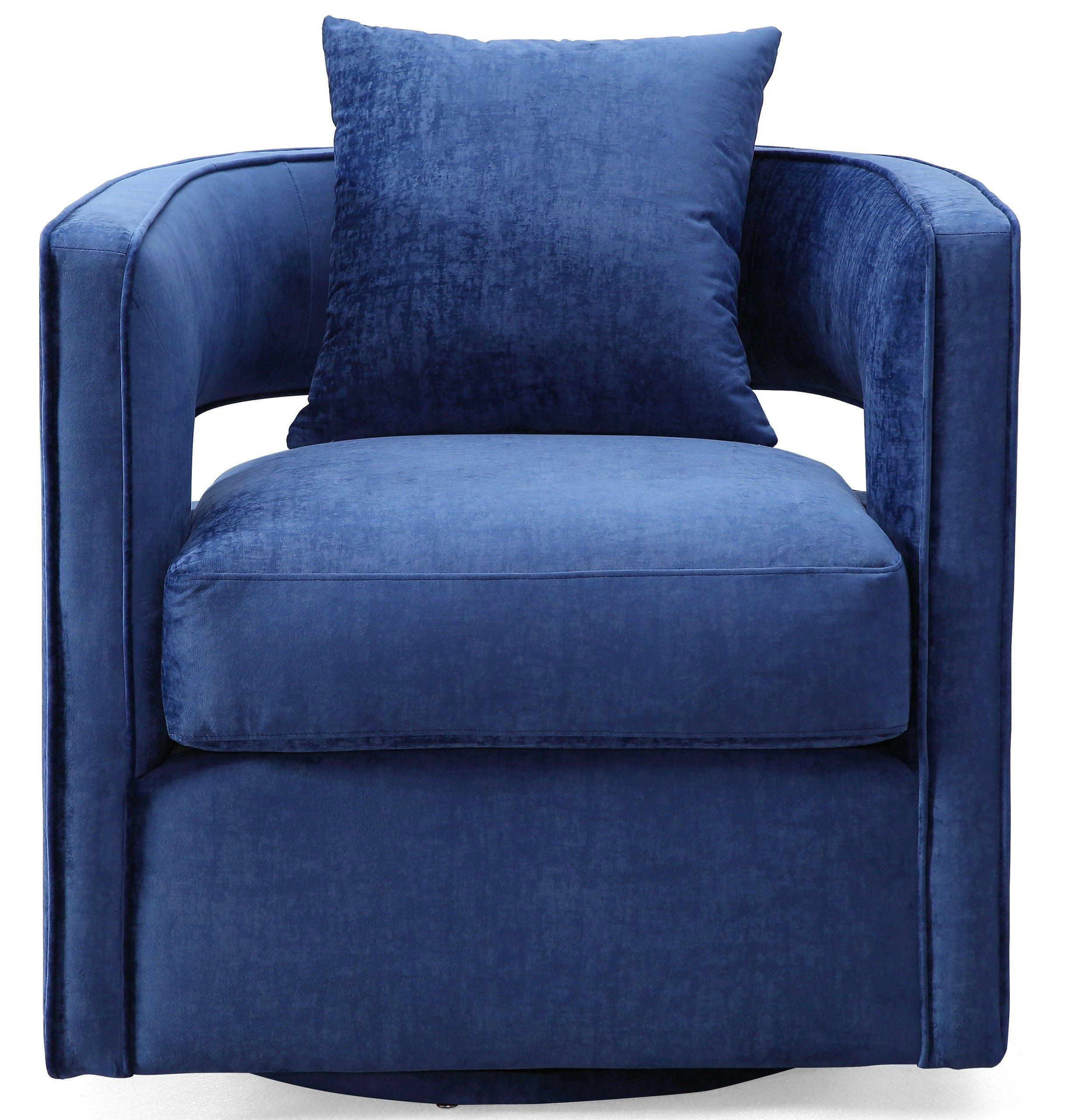 Swell Salvator Velvet Swivel Chair Royal Blue Swivel Swivel Unemploymentrelief Wooden Chair Designs For Living Room Unemploymentrelieforg