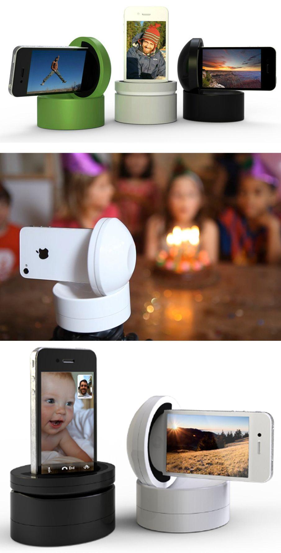 NextGen iPhone Dock Offers Robotic Motion, Exciting