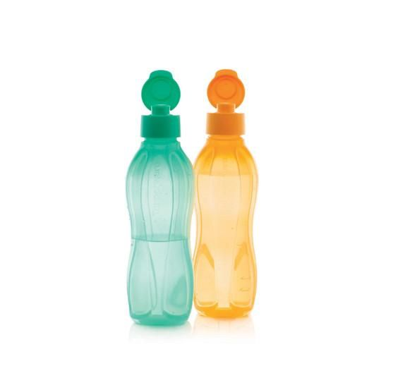 Hydrate in style with Tupperware Eco Bottles. via Tupperware UK.