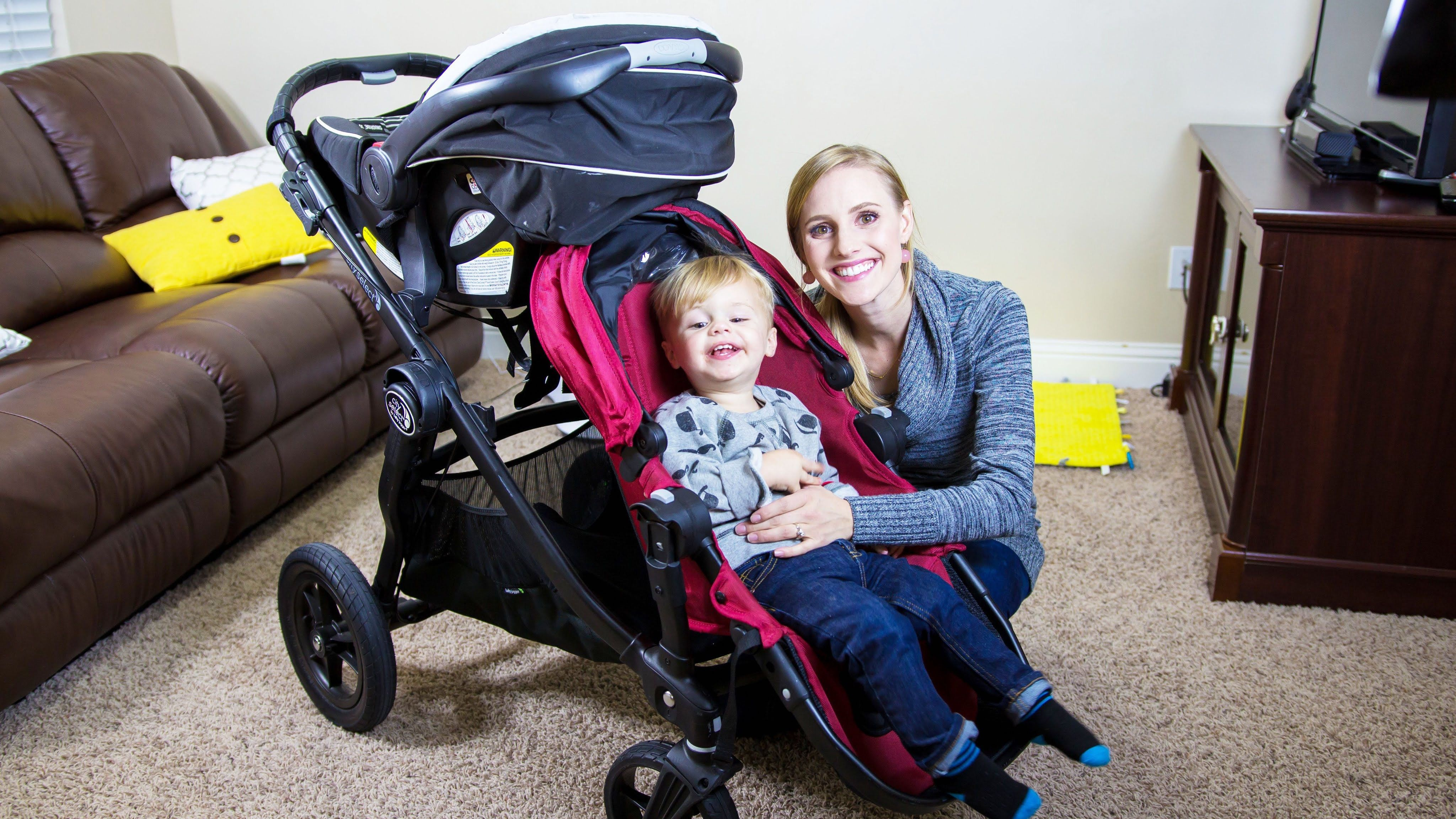 City Select Double Stroller Review! WATCH VIDEO HERE