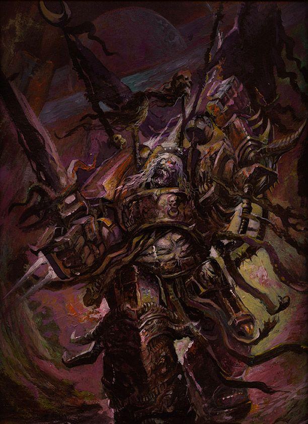 Acrylic Lord Of Slaanesh Warhammer 40k And Fantasy Pinterest