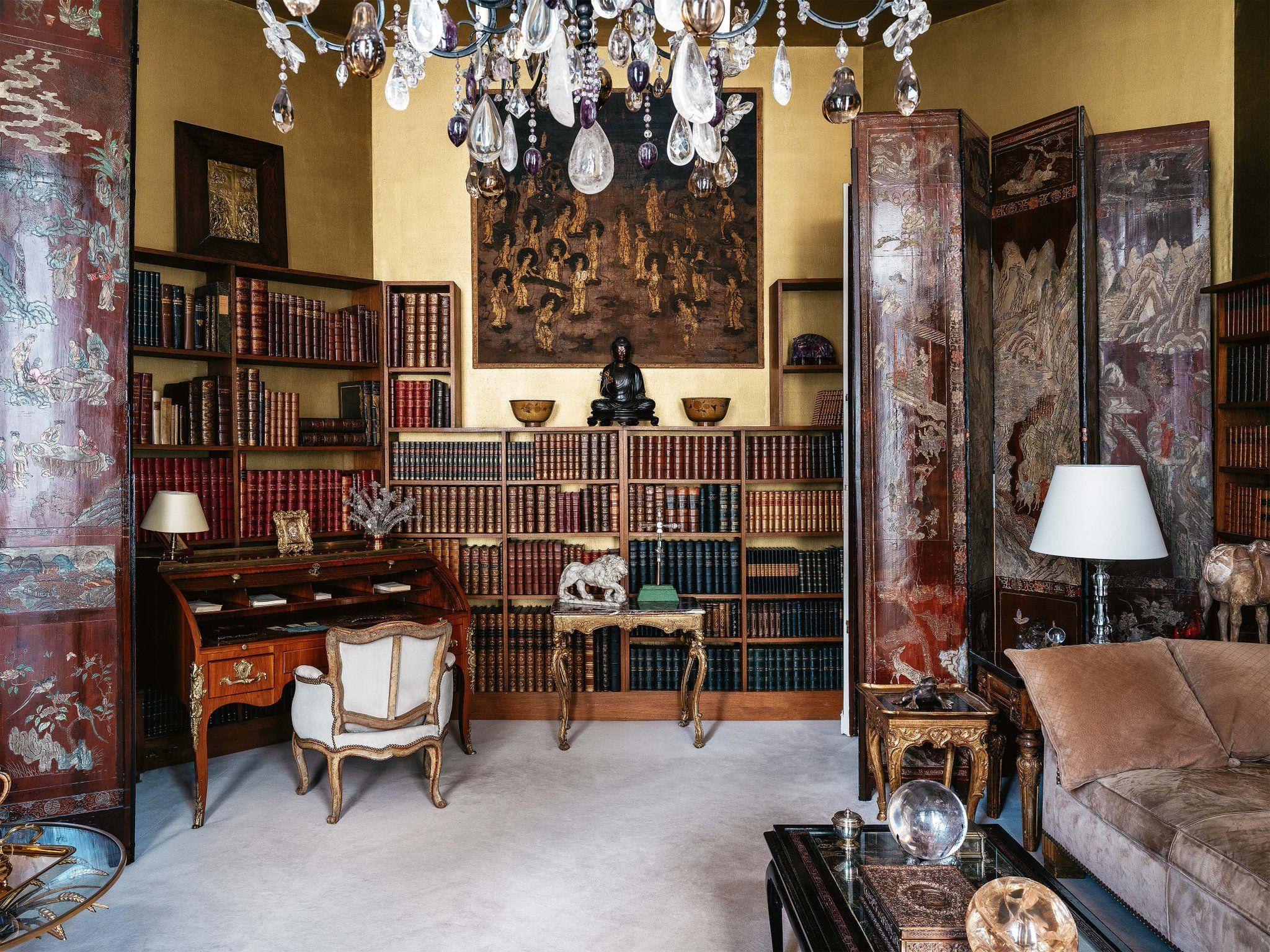 Vogue Living on | Paris apartments, Vogue living, House