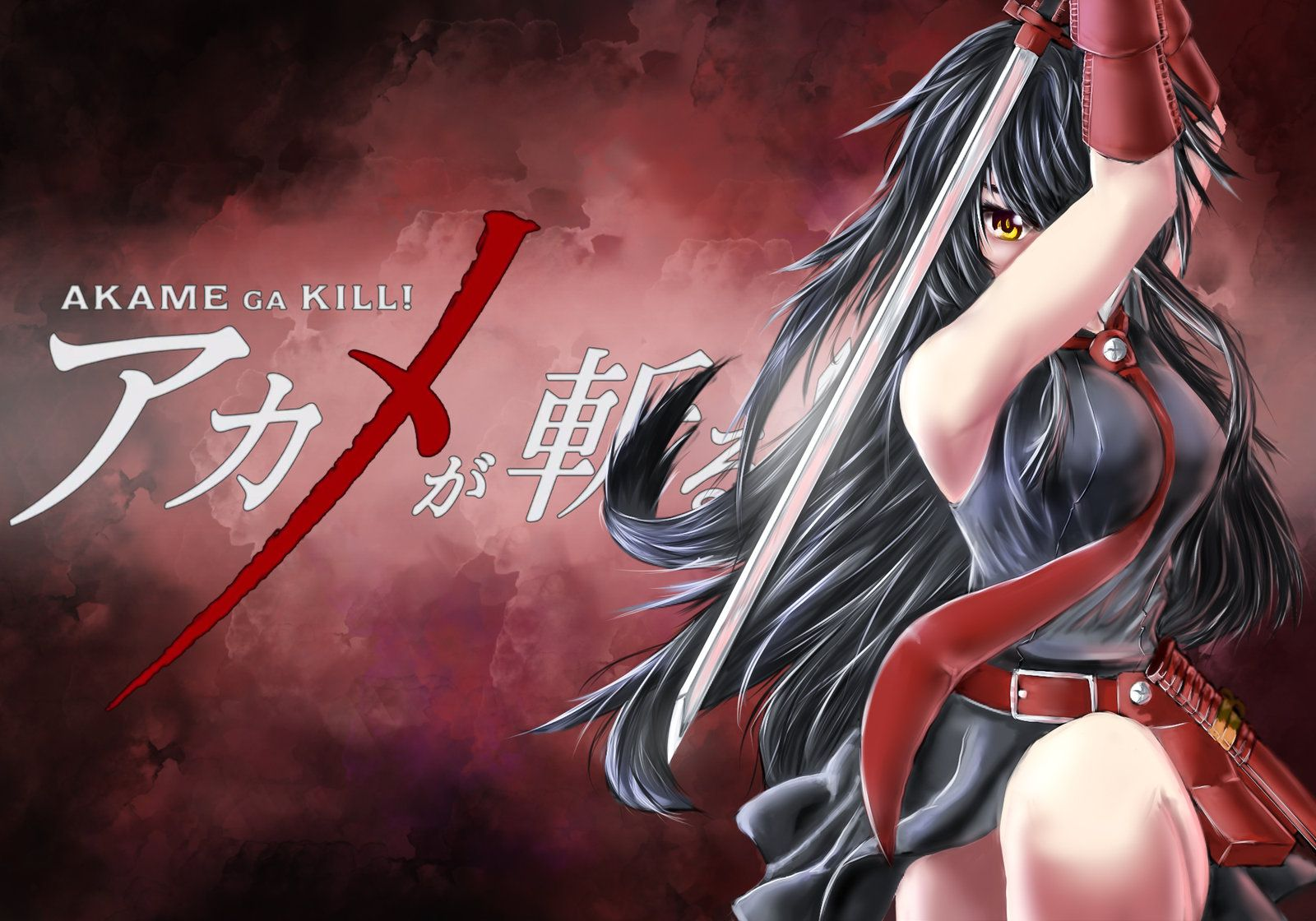 254 Akame Ga Kill HD Wallpapers | Backgrounds - Wallpaper Abyss