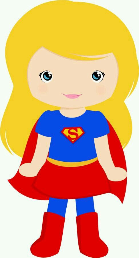 super girl cartoons pinterest clip art craft decorations and rh pinterest com au girl superhero clip art black and white little girl superhero clipart