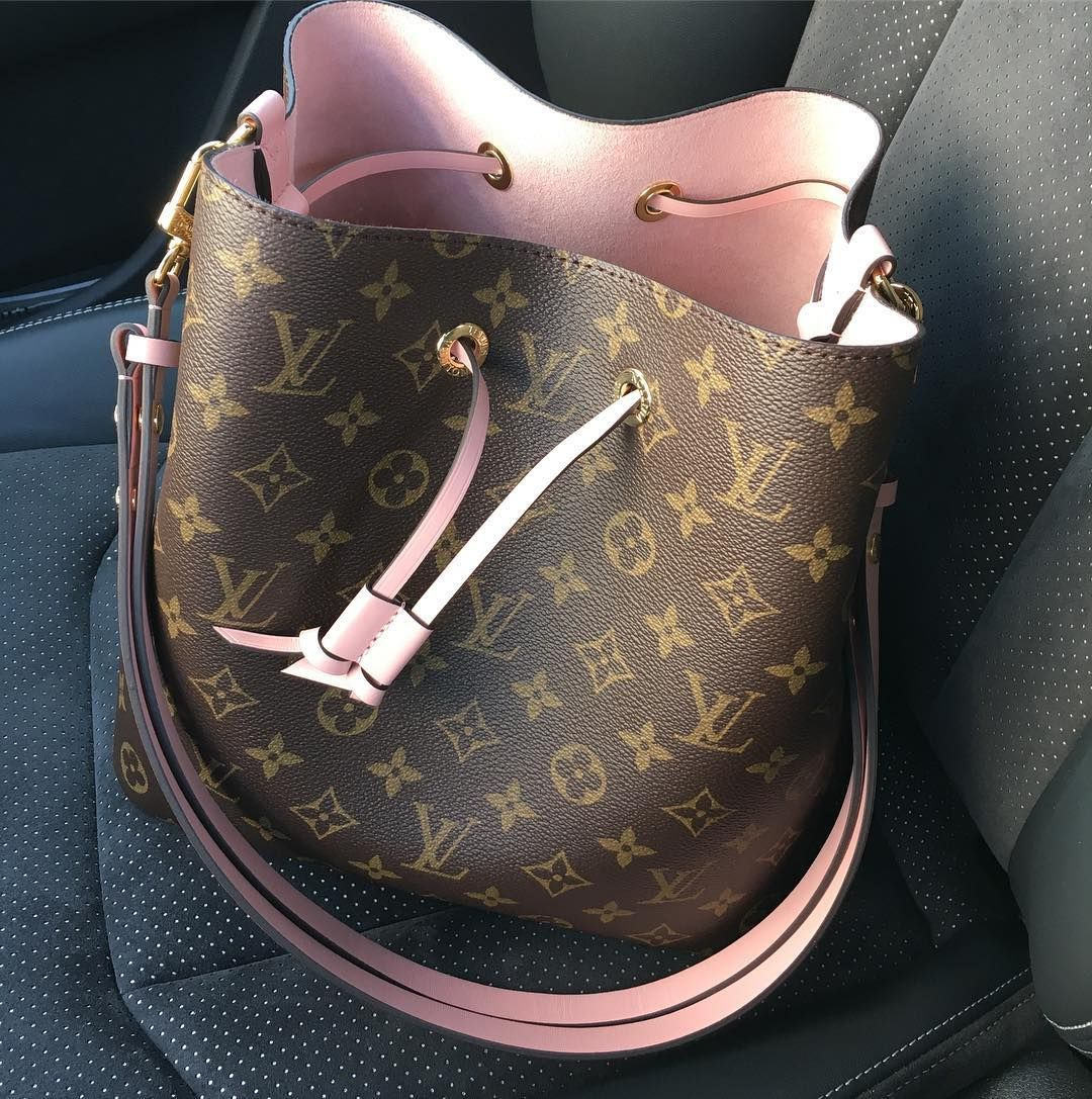 1cef855fd9b 2017 Fashion Trend,  Louis  Vuitton  Monogram Neonoe M44020 M44021 M44022  With Colorful