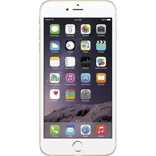 Apple Iphone 6 Plus Gold Verizon 128gb Apple Iphone 6 Apple Iphone Iphone