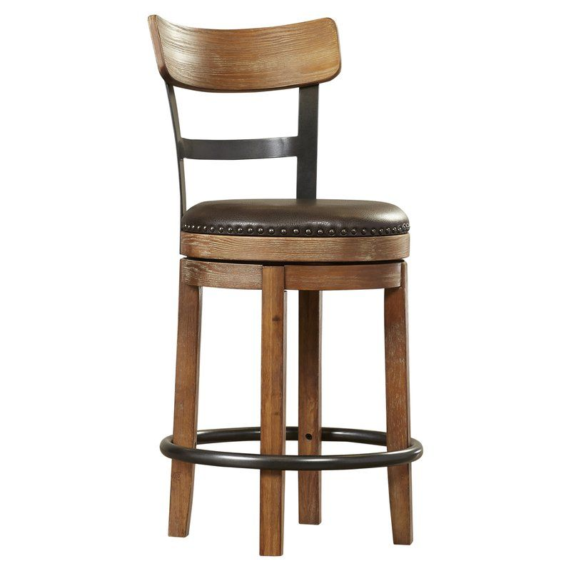 Empire 24 25 Quot Swivel Bar Stool With Images Bar Stools