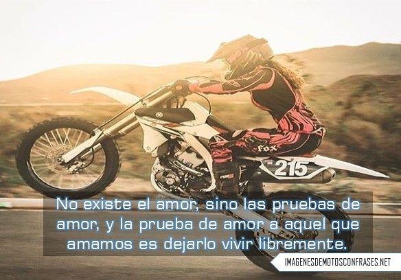 Imágenes De Motocross Con Frases De Amor Motos Dt
