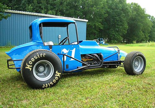 Supermodified Car For Sale In: Pics Of Antique Race Cars In America