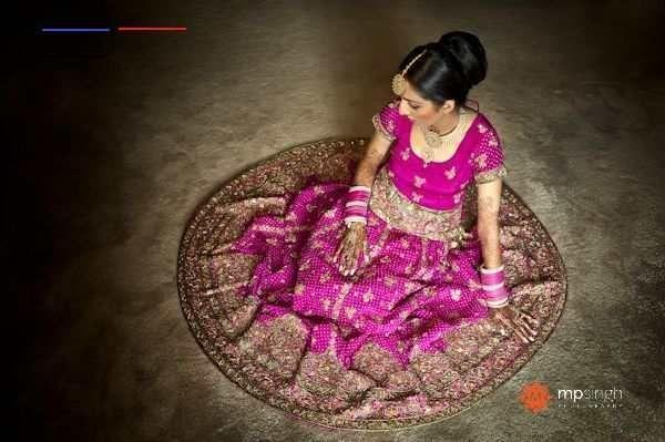 Hairstyle On Saree Wedding Hair - Nicheh