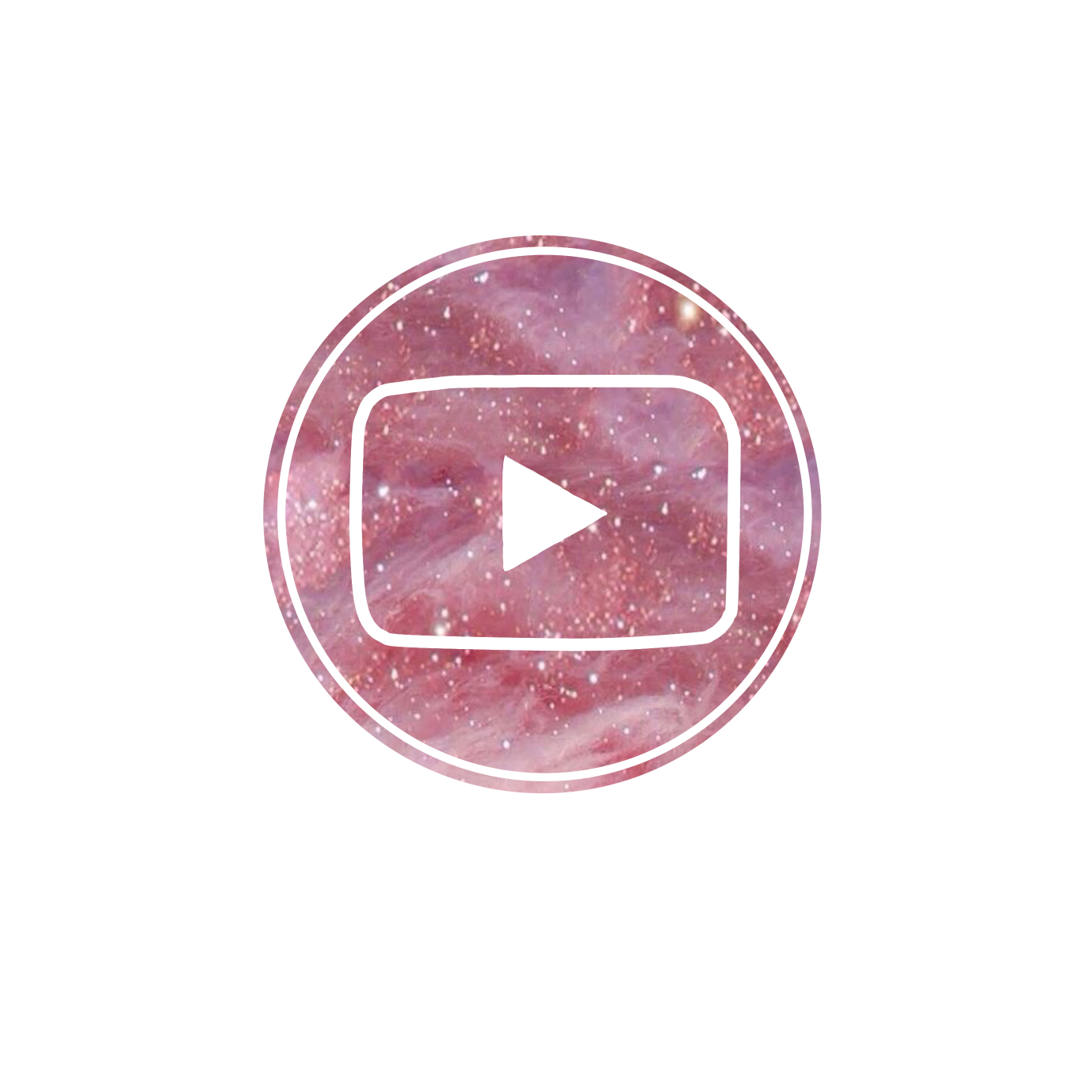 Youtube Icon Aesthetic Iphone Wallpaper Tumblr Aesthetic App Icon Design Cute App