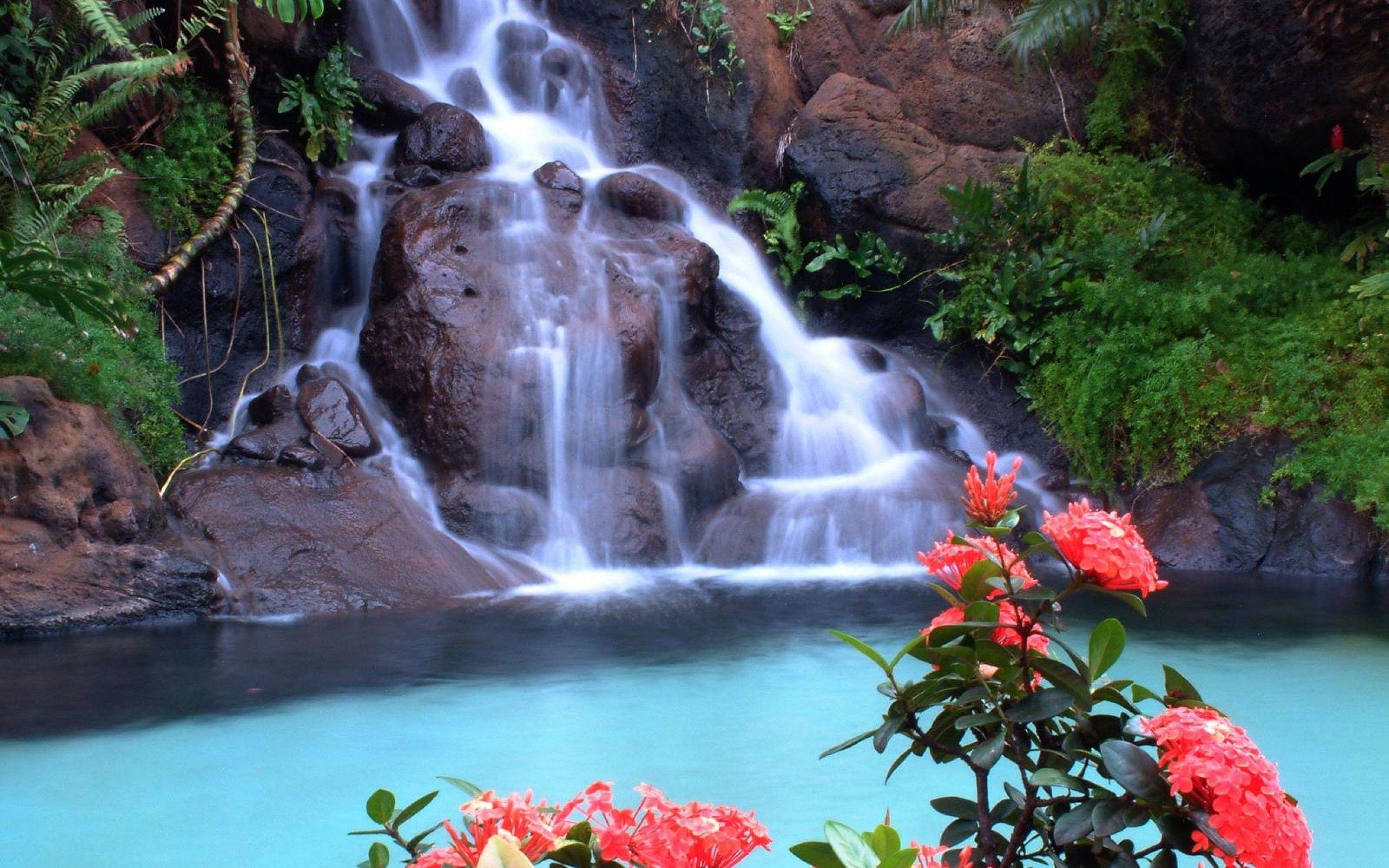 Top Ten Most Beautiful Waterfalls In The World Wallpaper