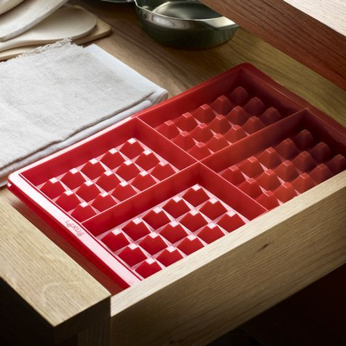 Waffle moulds