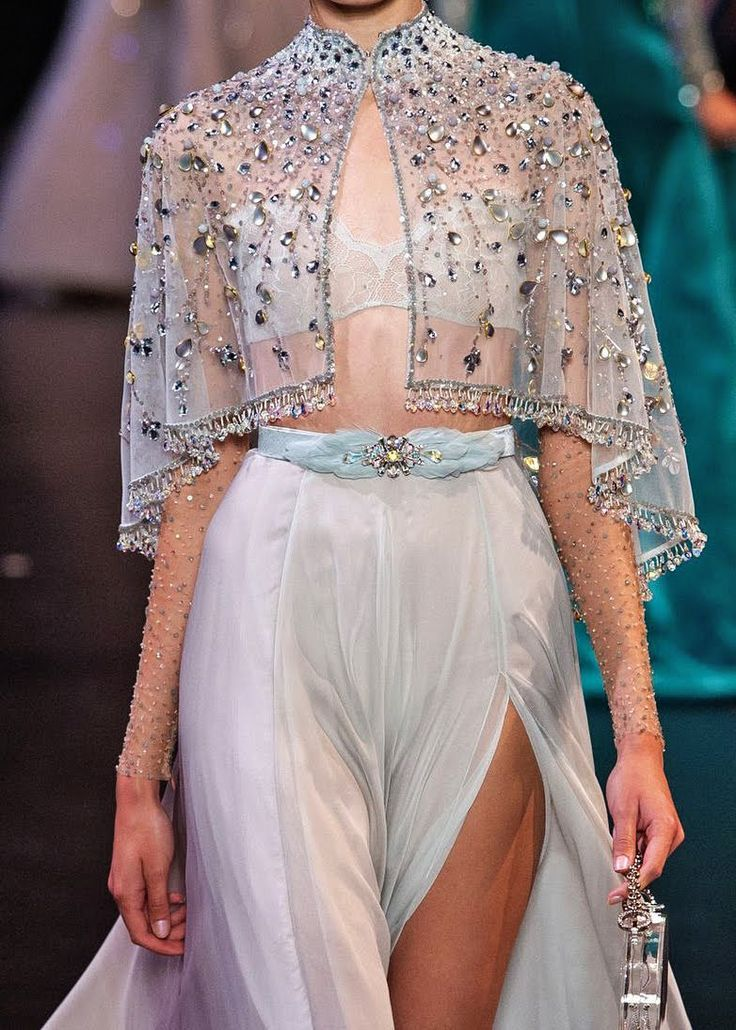 GEORGES HOBEIKA Herbst Winter 2018/19 Couture   – Couture Fashion
