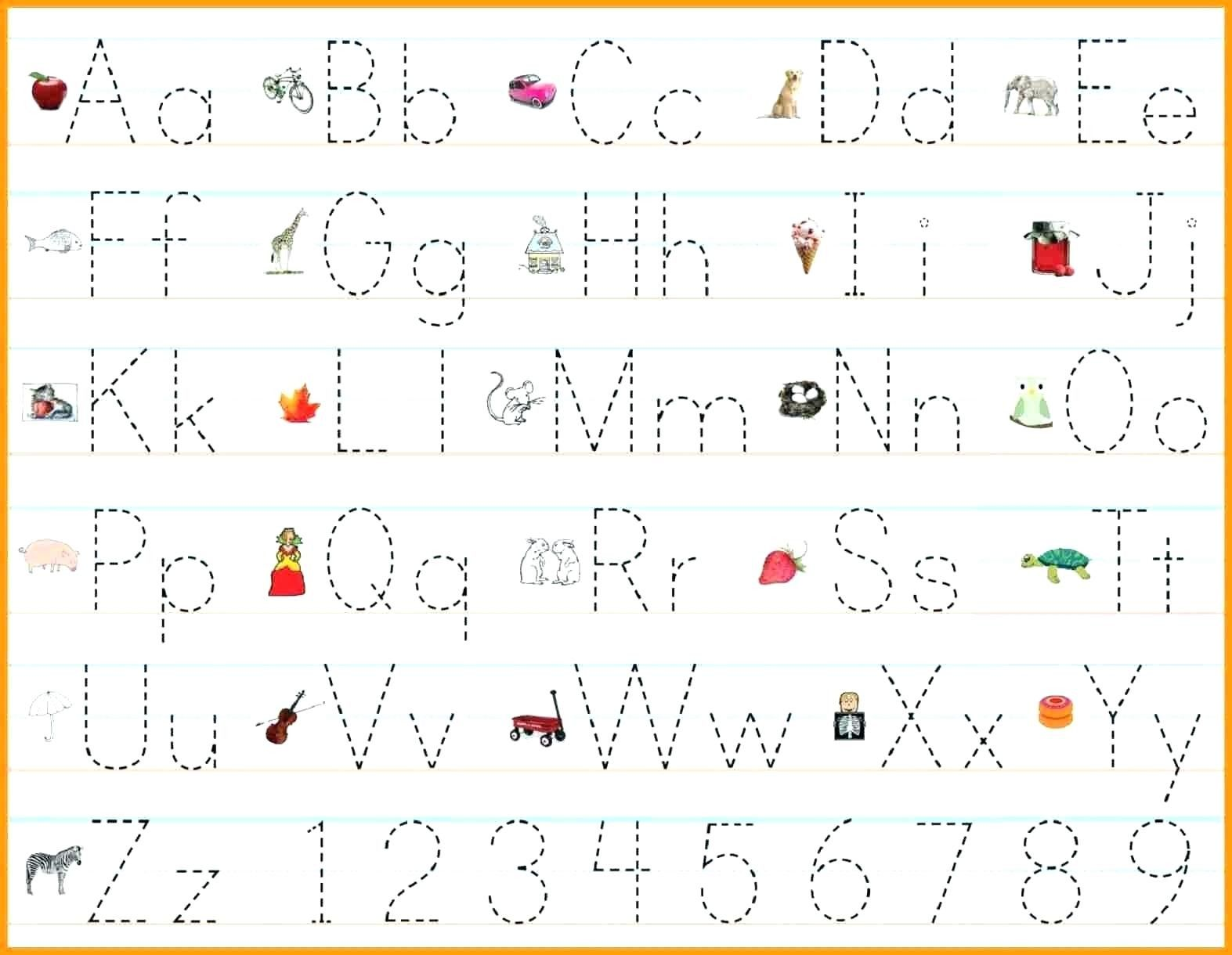 4 Alphabet Coloring Pages Preschool Tracing Worksheets