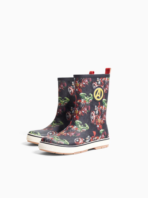 Zara | Boots, Rain boots, Rubber rain boots