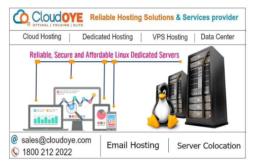 Avail reliable, flexible, secure, scalable and affordable
