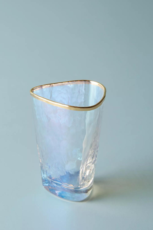 Lustered Shot Glasses Set Of 4 Shot Glasses Shot Glass Glass