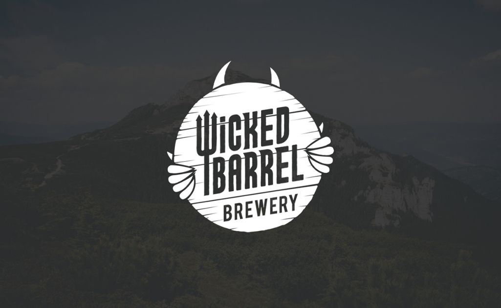 Design and Paper | Wicked Barrel Brewery | http://www.designandpaper.com