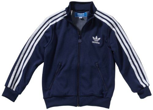 another chance 937f3 9e0c4 ADIDAS ORIGINALS BOYS FIREBIRD TRACKSUIT TOP   JACKET AGE 6 YEARS 8 YEARS  £35  Amazon.co.uk  Clothing