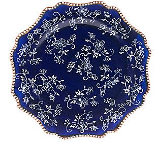 Temp-tations Floral Lace 24-piece Dinnerware Service for 8 | Floral ...