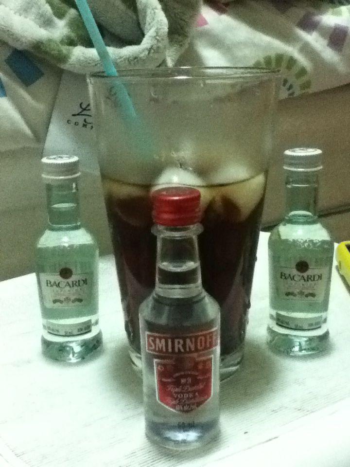 Little drink!
