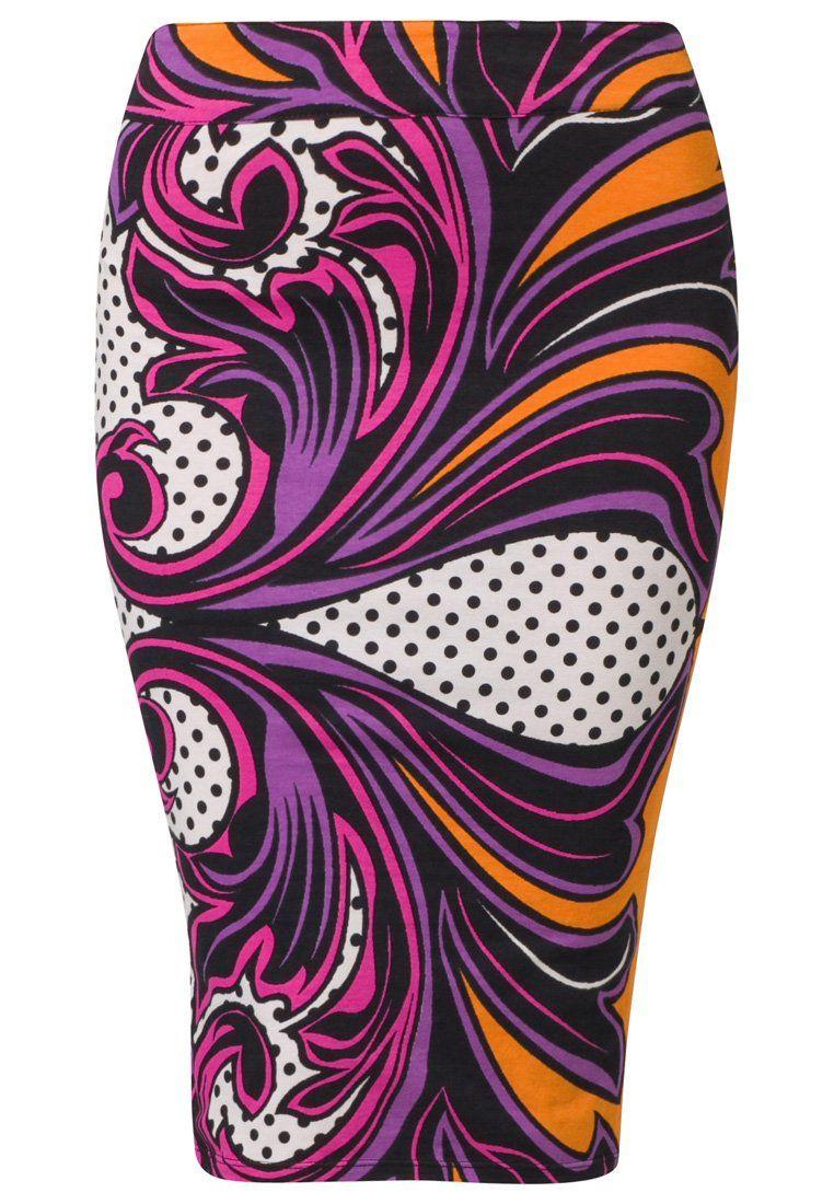 Fairground - Pencil skirt