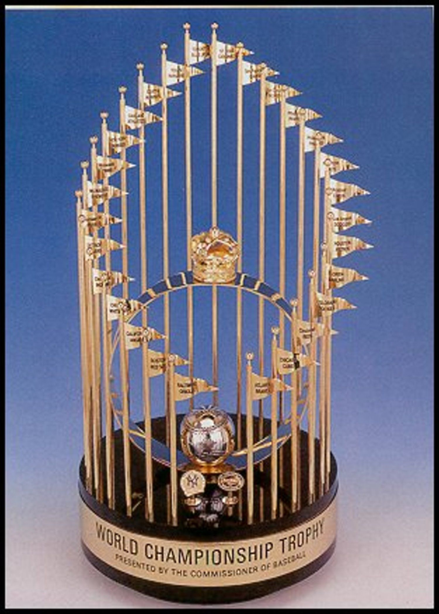 From Here On Every Game Is A Must Win Mlb World Series World Series Sports Trophies