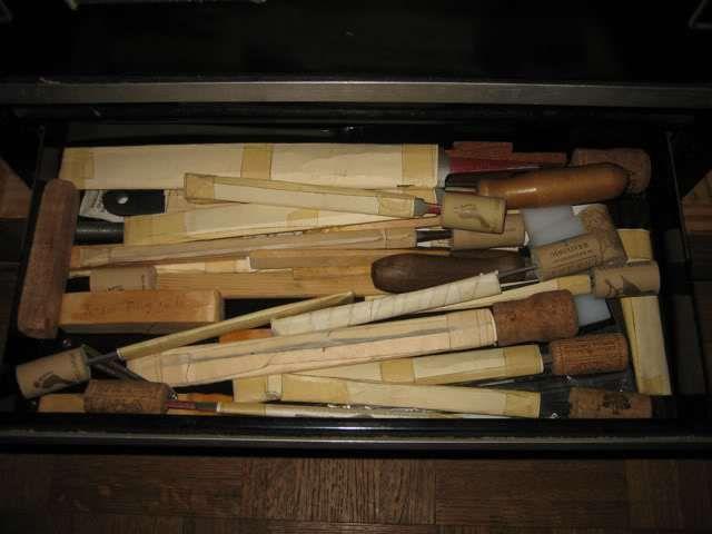 Storing Rasps And Files File Storage Filing Tool Box
