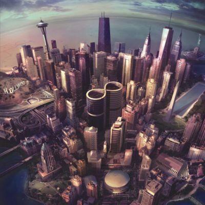 Sony Foo Fighters Sonic Highways Vinyl LP