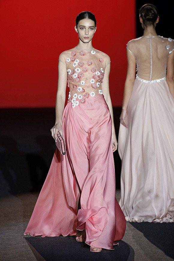Fashion Week Madrid Otoño - Invierno 2017-2018 | vestidos de ...