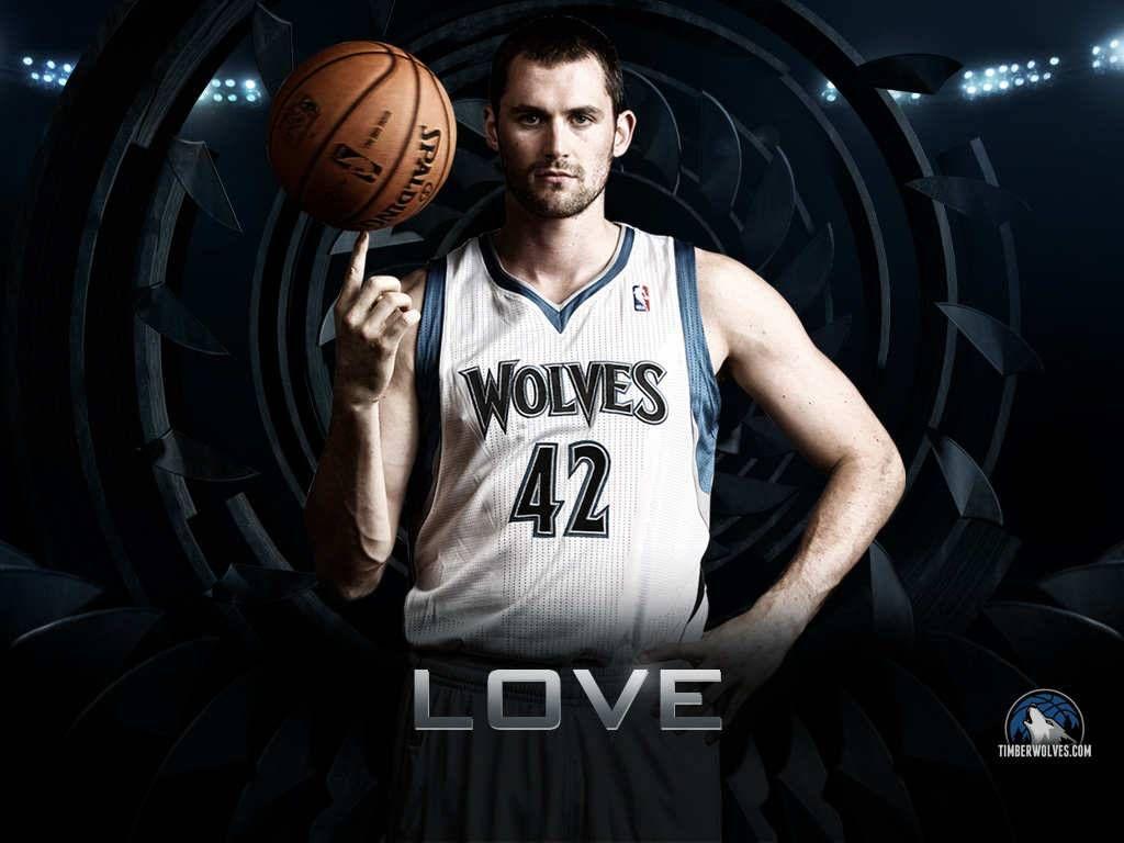 Kevin Love - Minnesota Timberwolves Wallpaper