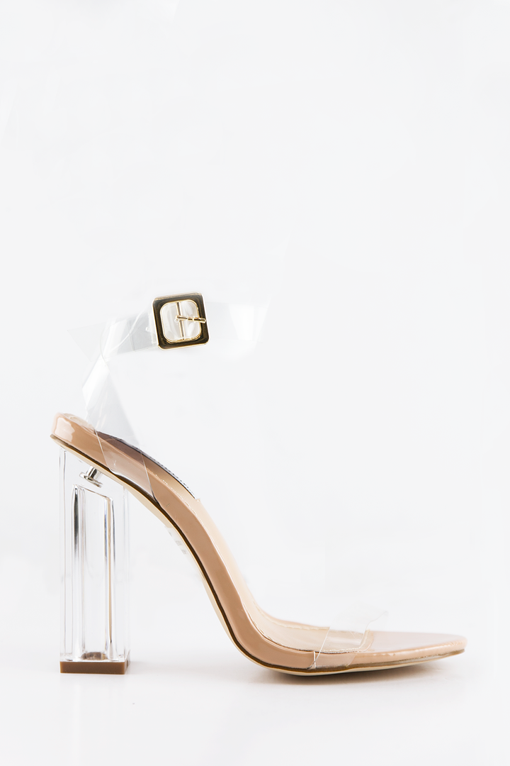 Clear Strappy Heels | Strappy heels