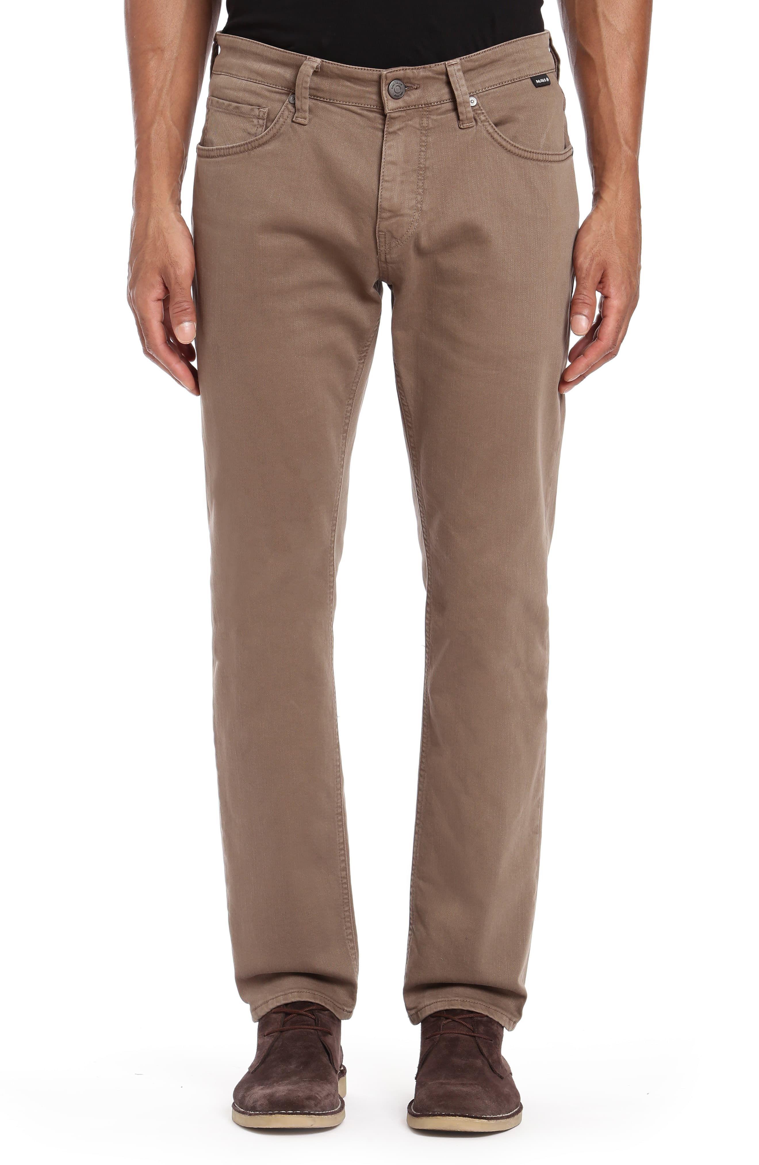 Mavi Jeans Jake Slim Fit Jeans (Coffee Comfort Slim