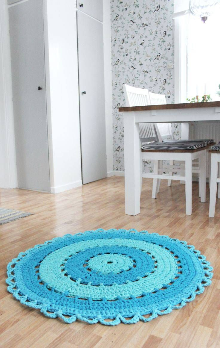 Tapetes de Crochê em um Passo a Passo Fácil | Pinterest | Sombreros ...