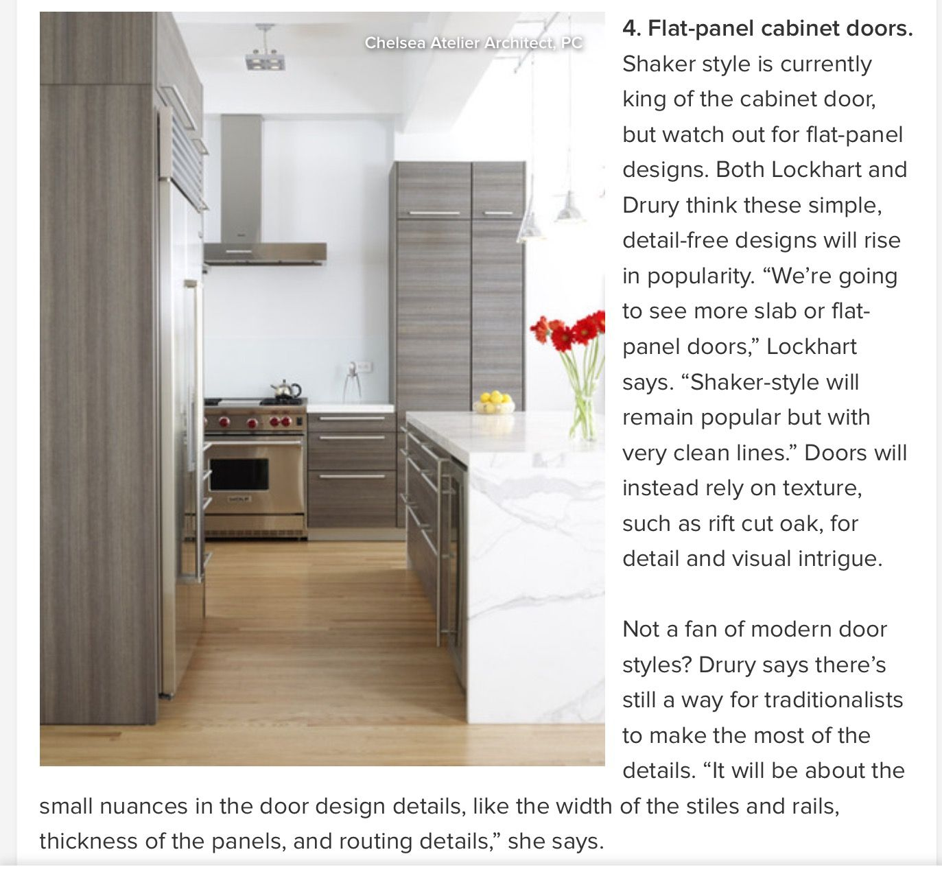 Flat Paneled Doors With Texture Pretty Grey Tones Would Look Good W Your Fl Modern Kitchen Cabinet Design Contemporary Kitchen Cabinets Modern Kitchen Design