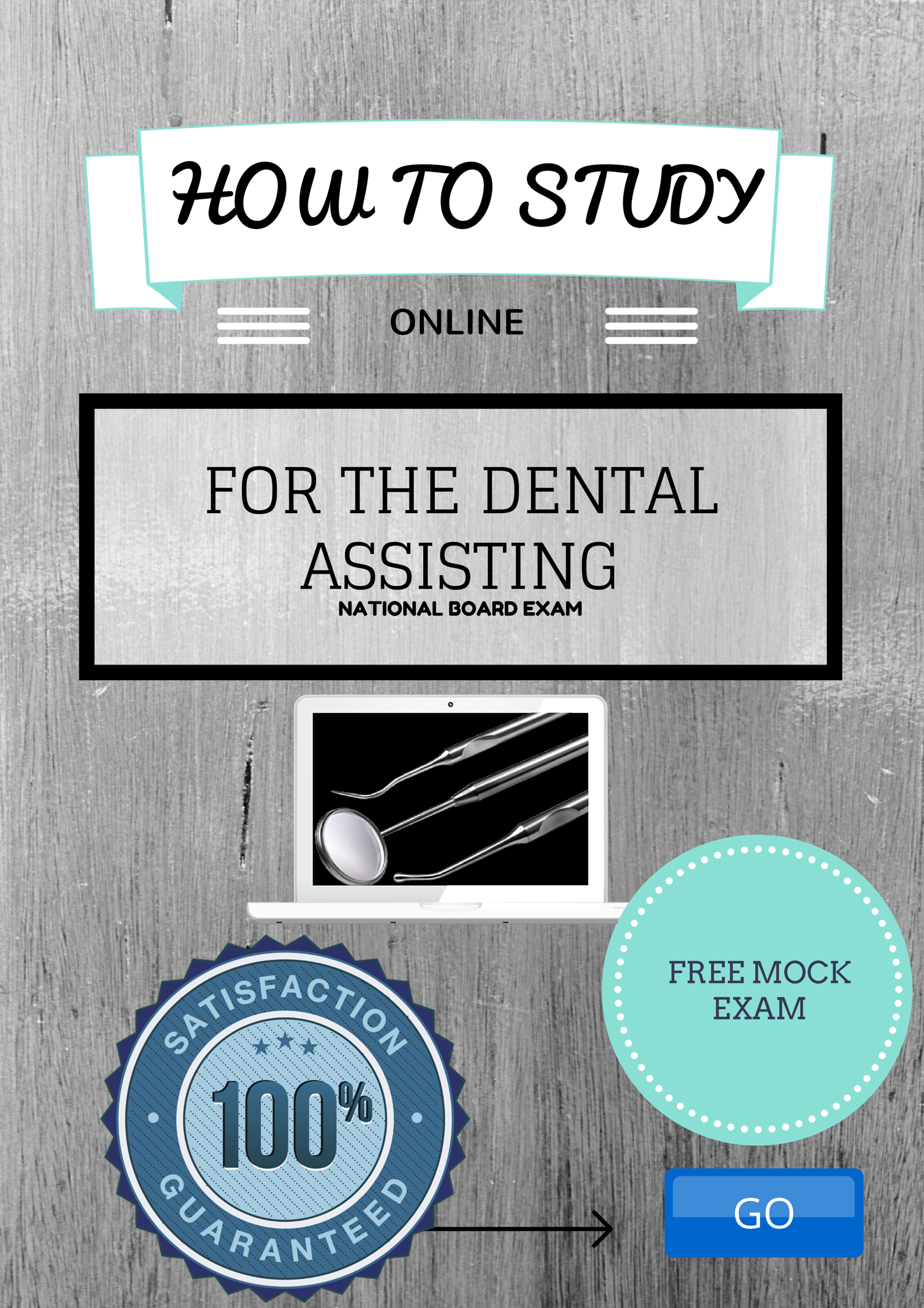 How to pass the national dental assisting board exam easy and how to pass the national dental assisting board exam easy and online malvernweather Choice Image