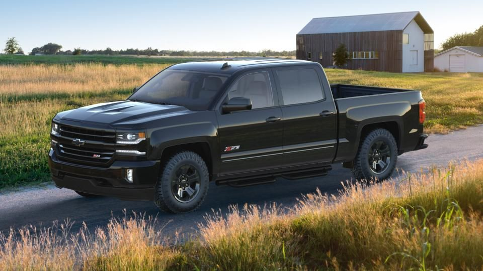 Chevy Silverado 1500 Ltz Z71 Midnight Edition Stock Would Tint