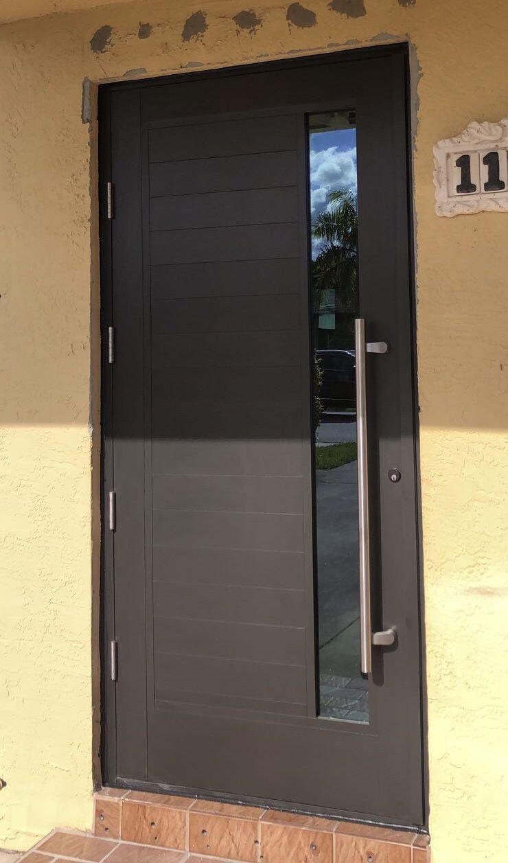Custom Impact Front Door Impact Doors Front Doors With Windows Front Door