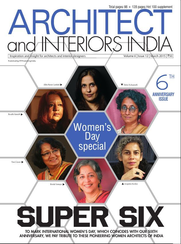 Architect And Interiors India Magazine