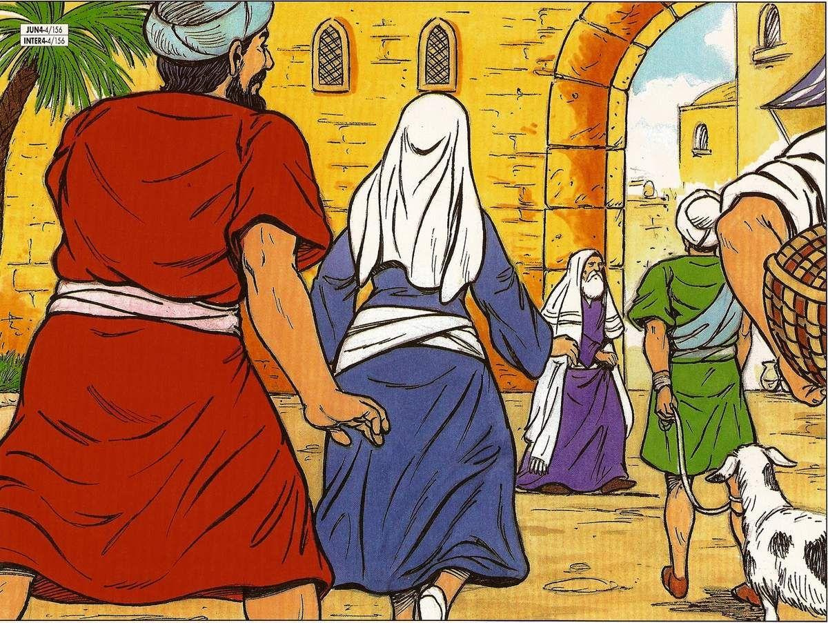 Heals Paralytic Flip Chart Paralyzed Coloring Page: Jésus à 12 Ans Se Rend Au Temple : BD, Caté Et Vidéo