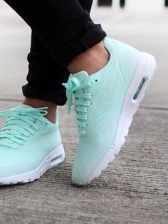 Nike Air Max 1 Ultra Moire: Light Tiffany Blue Nike air  Nike air