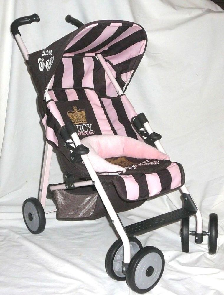Maclaren Juicy Couture Princess Junior Techno Xt Toy Stroller For